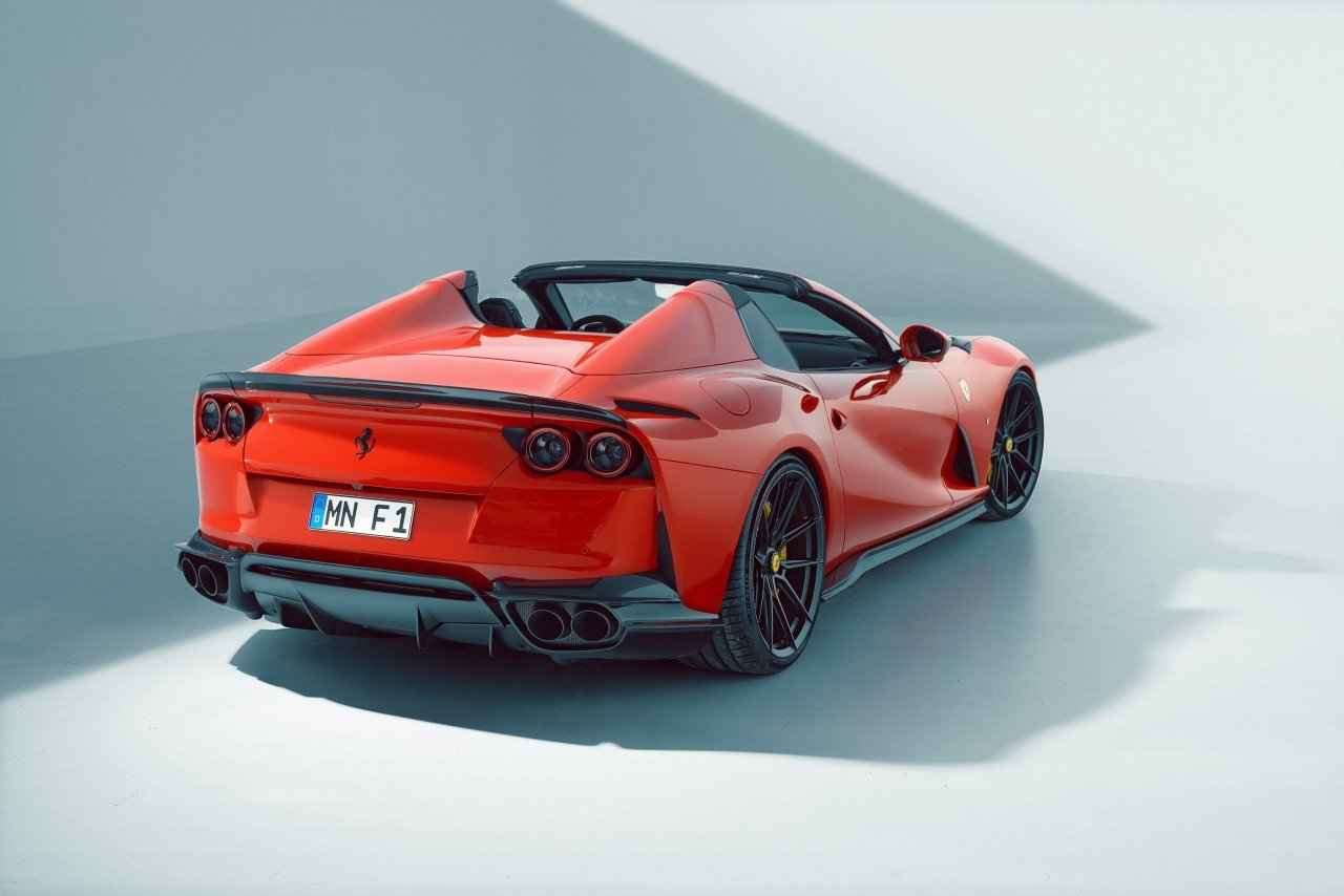 Novitec Ferrari 812 Gts Novitec Performance En Vogue